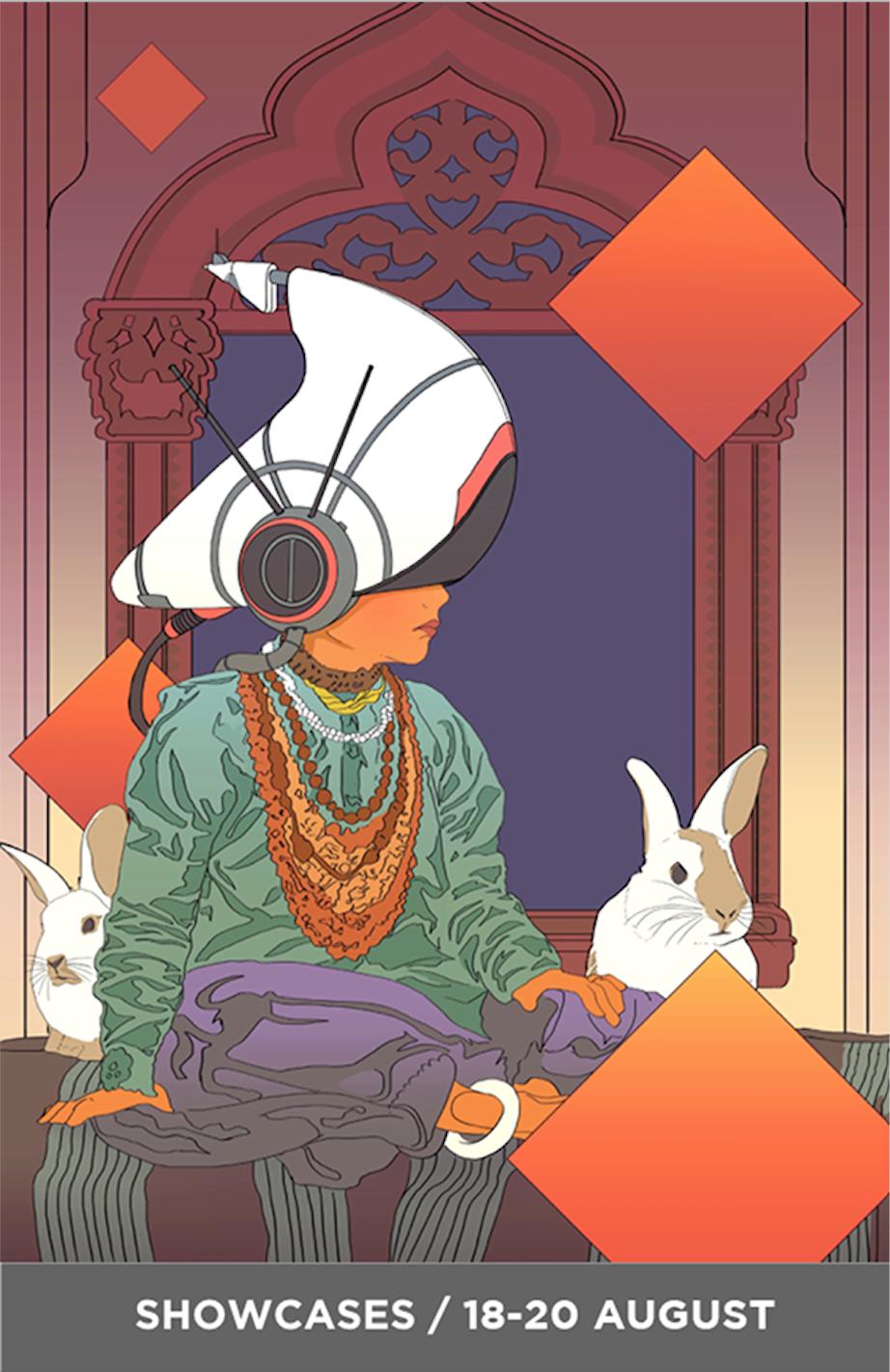 Eyemyth 2017 Poster